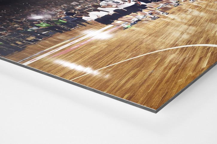 Standing Ovations für die Handballer - Sport Fotografie als Wandbild - Handball Foto - NoSports Magazin