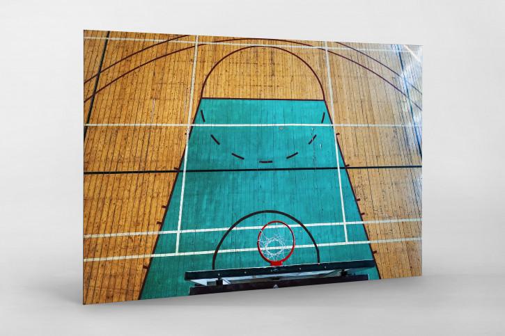 Basketballhalle in Estland - Sport Fotografien als Wandbilder - Basketball Foto - NoSports Magazin