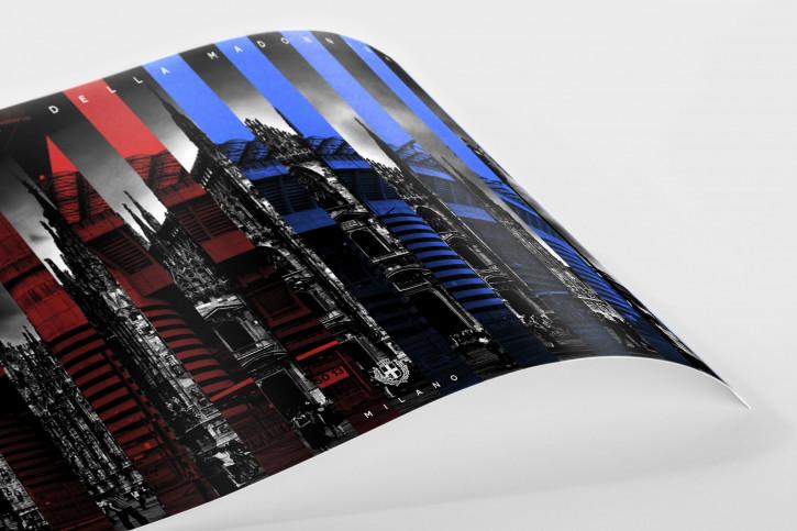 Derby della Madonnina - Poster bestellen - 11FREUNDE SHOP