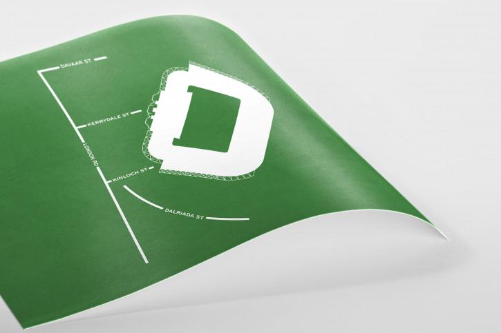 Piktogramm: Celtic - Poster bestellen - 11FREUNDE SHOP