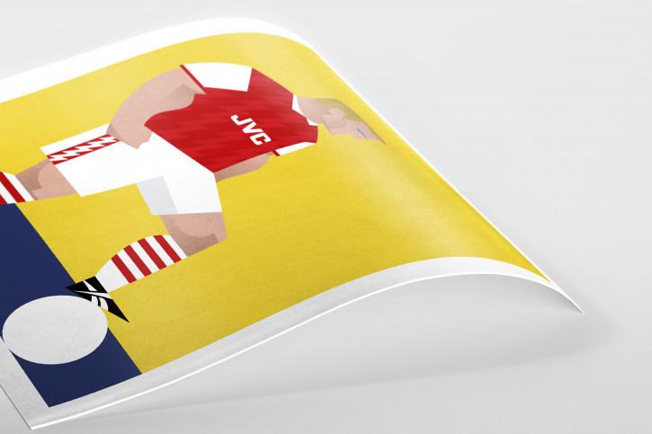 Stanley Chow F.C. - Dennis - Poster bestellen - 11FREUNDE SHOP