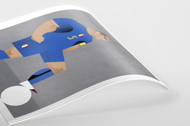 Stanley Chow F.C. - Fabio - Poster bestellen - 11FREUNDE SHOP