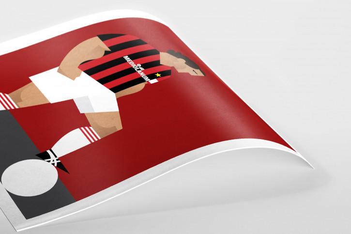 Stanley Chow F.C. - Franco - Poster bestellen - 11FREUNDE SHOP