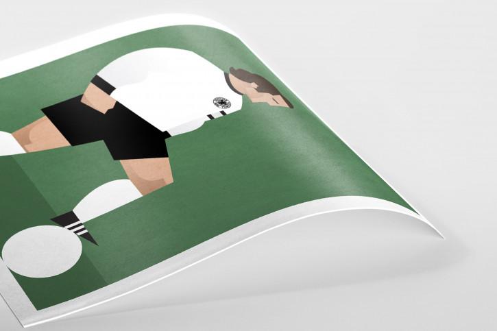 Stanley Chow F.C. - Franz - Poster bestellen - 11FREUNDE SHOP