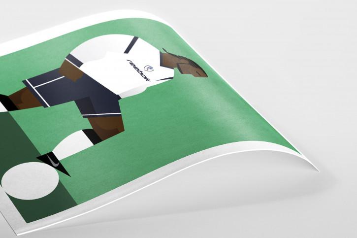 Stanley Chow F.C. - Jay-Jay - Poster bestellen - 11FREUNDE SHOP