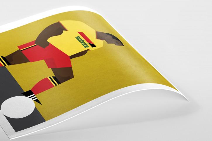 Stanley Chow F.C. - Luther - Poster bestellen - 11FREUNDE SHOP