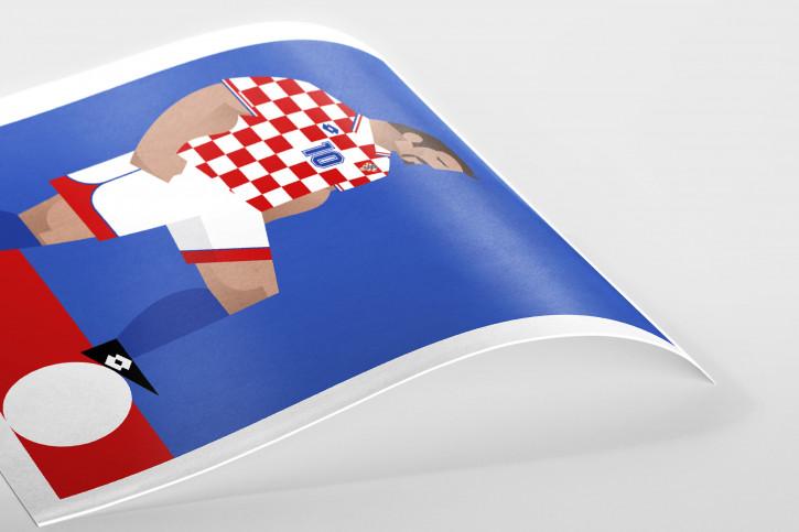 Stanley Chow F.C. - Zvonimir - Poster bestellen - 11FREUNDE SHOP