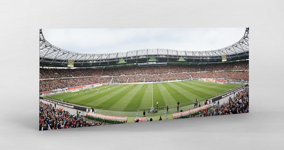 Hannover AWD-Arena Stadionfoto 11FREUNDE BILDERWELT