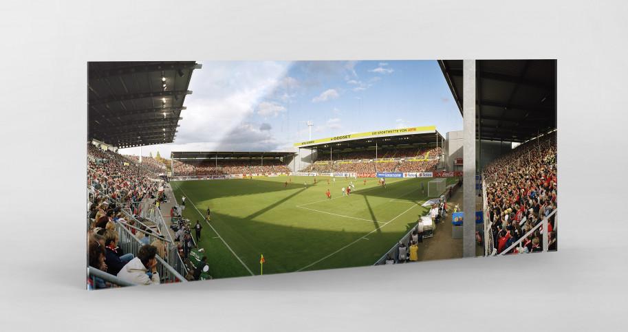 Mainz Stadion am Bruchweg - 11FREUNDE BILDERWELT