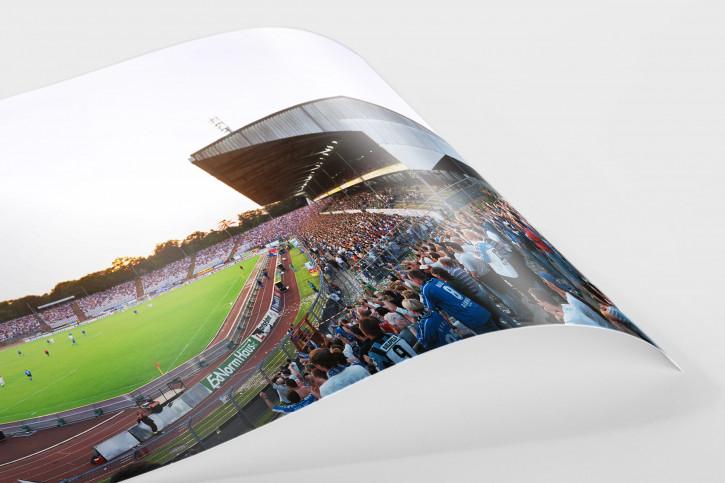 Karlsruhe Wildparkstadion 1999 - 11FREUNDE BILDERWELT