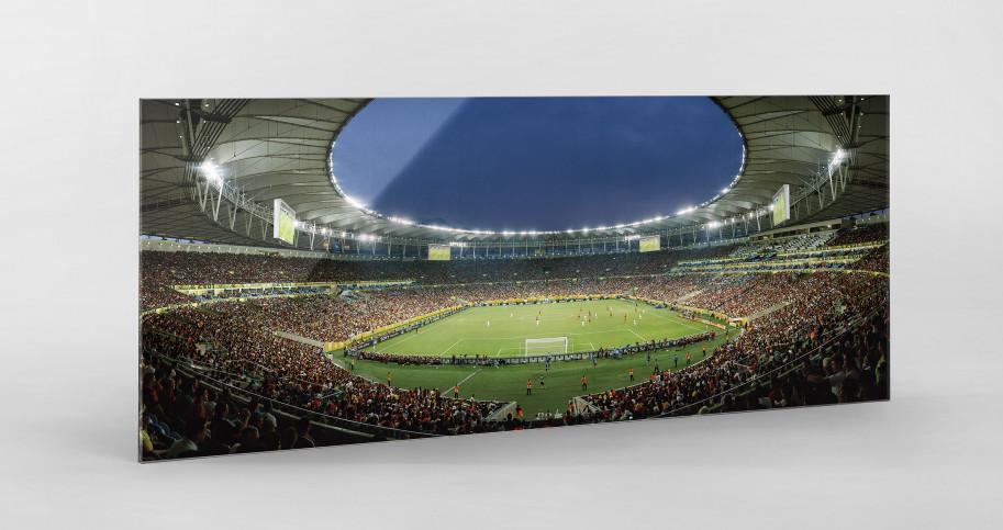 Rio de Janeiro - Estádio do Maracanã - Stadionfoto (2013)