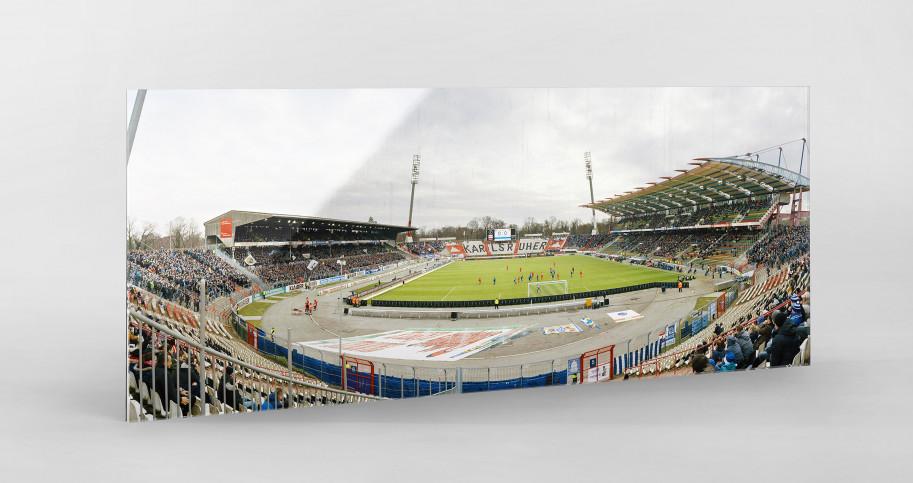 Karlsruhe (2017) - Wildparkstadion - KSC - Stadionfoto - Panorama - Fußball