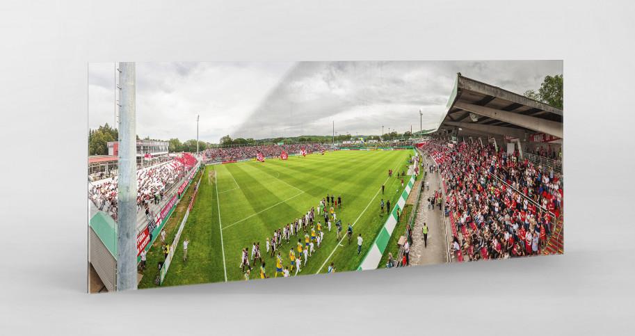 Würzburg - Stadion Wandbild Flyeralarm-Arena - 11FREUNDE SHOP