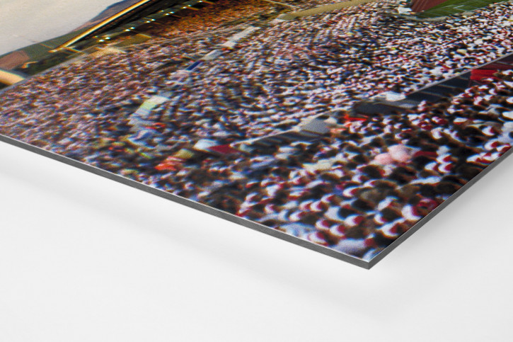 Stuttgart (1988) - Panorama-Stadionfotgrafie - 11FREUNDE SHOP
