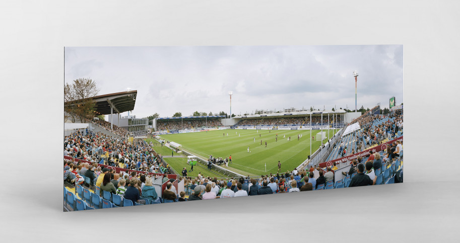 SpVgg Greuther Fürth Trolli Arena - 11FREUNDE BILDERWELT