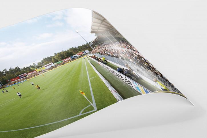 Sandhausen Hardtwaldstadion - 11FREUNDE BILDERWELT