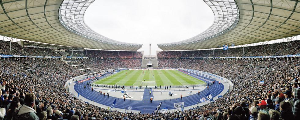 Berlin Olympiastadion 2011 - 11FREUNDE BILDERWELT