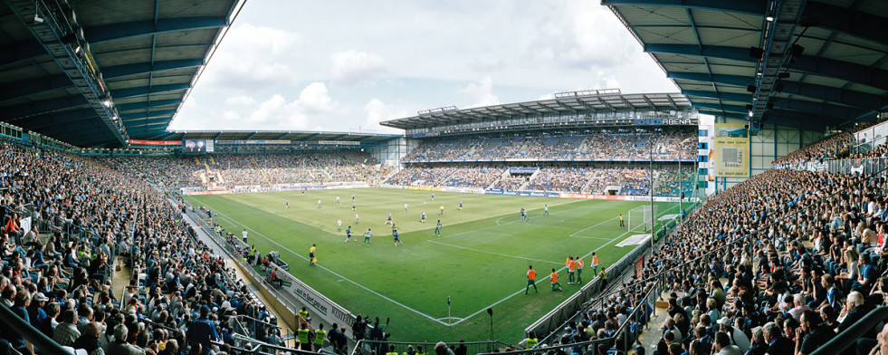 Bielefeld Schüco Arena 11FREUNDE SHOP
