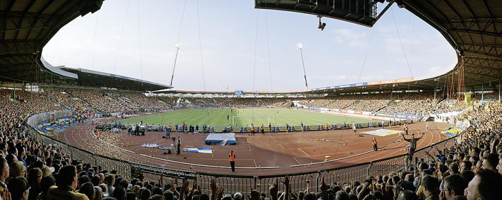 Braunschweig 2013 Eintracht Stadion - 11FREUNDE BILDERWELT