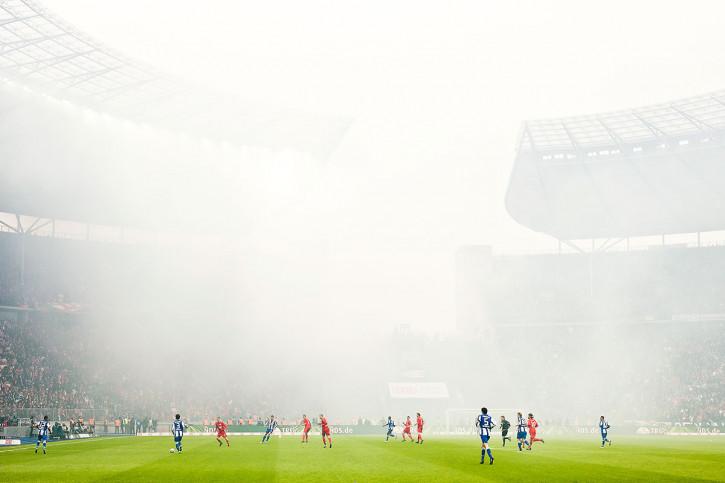 Berliner Nebel - 11FREUNDE BILDERWELT