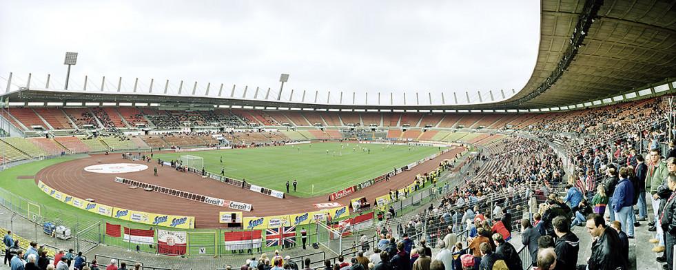 Düsseldorf Rheinstadion - 11FREUNDE BILDERWELT