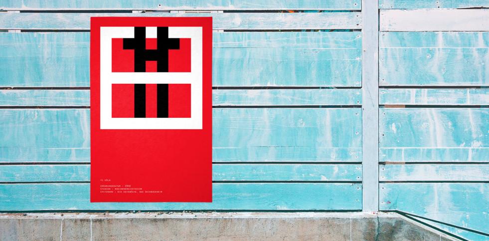 Pixel Lookalike: Köln - Poster bestellen - 11FREUNDE SHOP