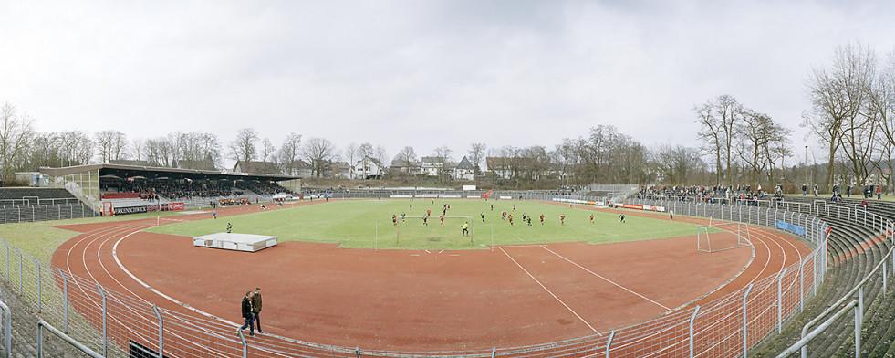 Oer-Erkenschwick Stimberg Stadion - 11FREUNDE BILDERWELT