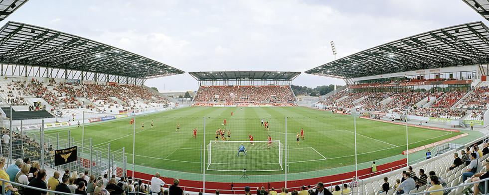 Stadion Essen - 11FREUNDE BILDERWELT