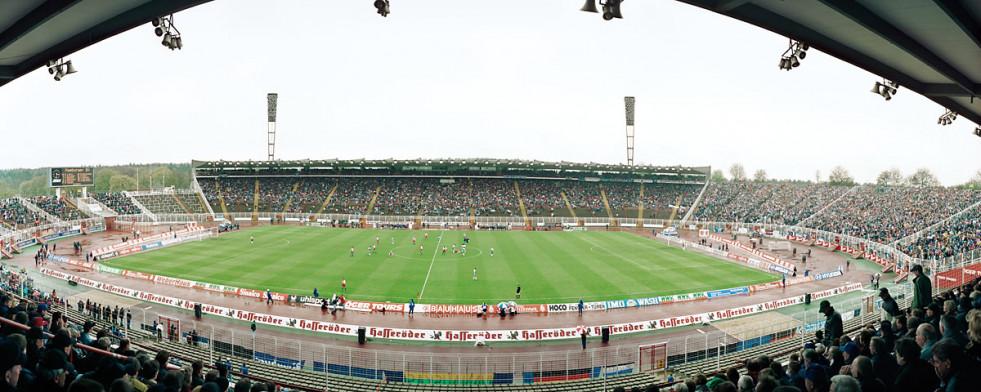 Hamburg Volksparkstadion 11FREUNDE BILDERWELT