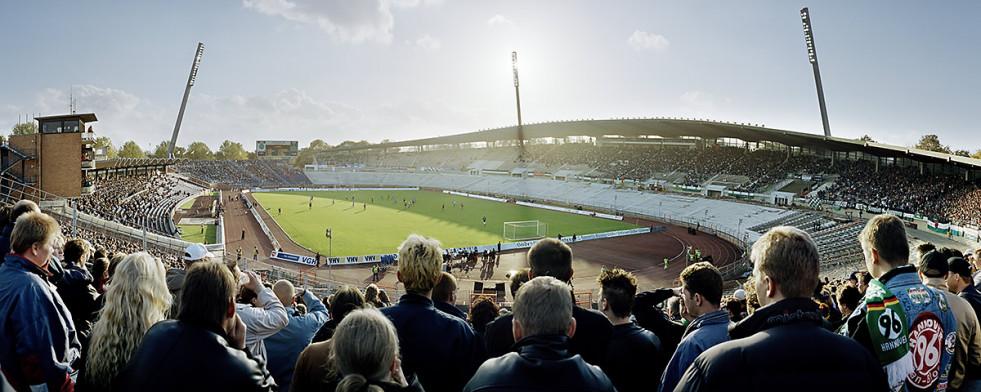 Hannover Niedersachsenstadion - 11FREUNDE BILDERWELT