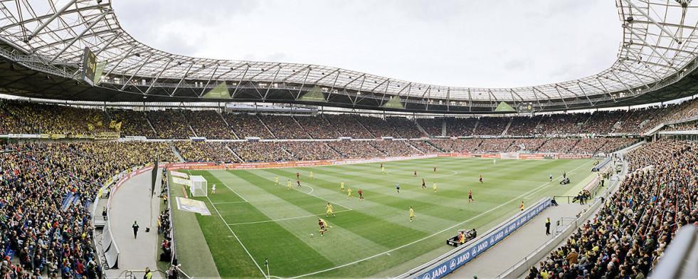 Hannover (2014) - Stadionfoto - 11FREUNDE BILDERWELT