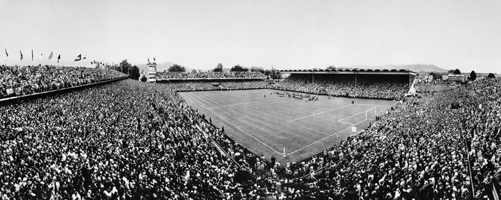 Bern Wankdorfstadion 1954 - 11FREUNDE SHOP
