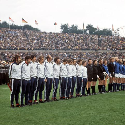 Kaiserslautern im Pokalfinale 1972 - 11FREUNDE BILDERWELT