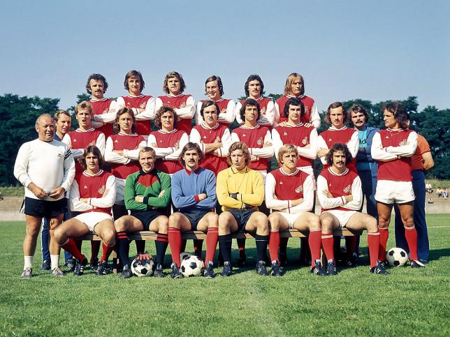 1. FC Köln 1974/75 Mannschaftsfoto - 11FREUNDE BILDERWELT