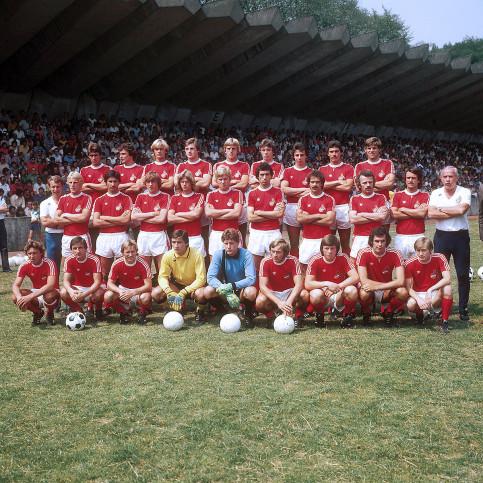 Köln 1976/77 - 11FREUNDE BILDERWELT