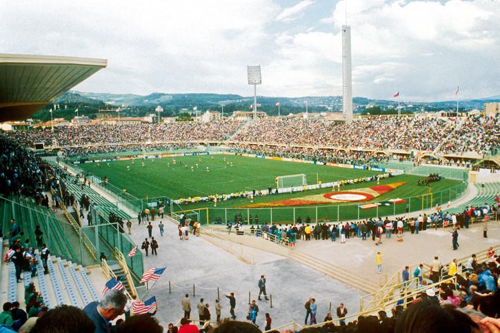 Stadio Artemio Franchi 1990