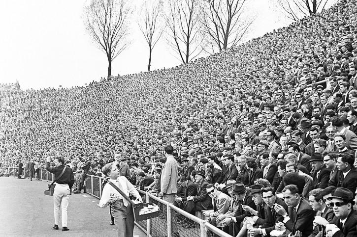 Zuschauer 1965 - 11FREUNDE BILDERWELT