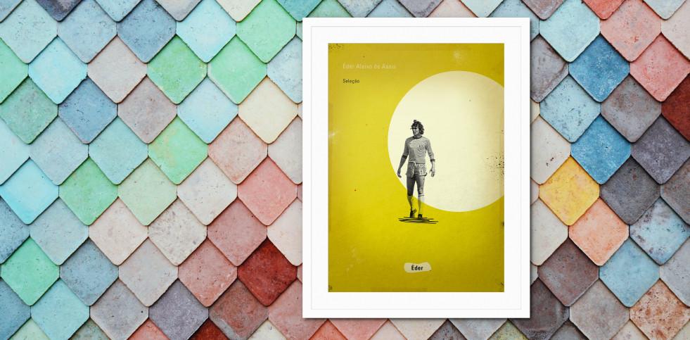 Eder - Poster bestellen - 11FREUNDE SHOP