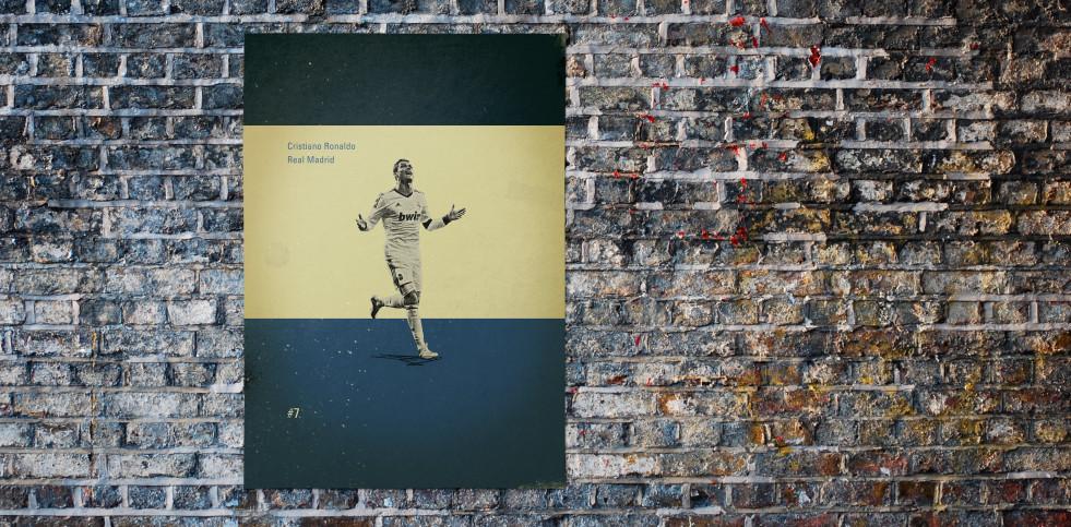 Ronaldo - Poster bestellen - 11FREUNDE SHOP
