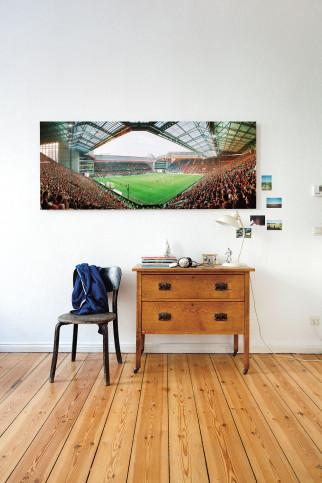 Kaiserslautern Fritz-Walter-Stadion Stadionfoto - 11FREUNDE BILDERWELT