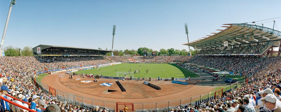 Karlsruhe Wildparkstadion - 11FREUNDE BILDERWELT