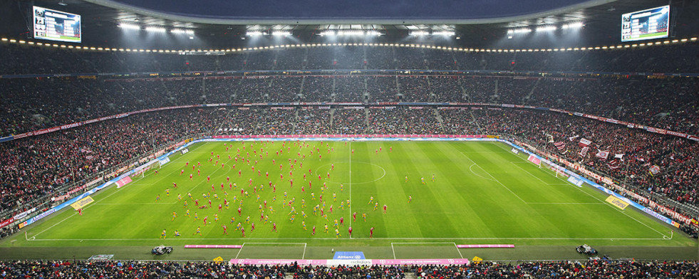 Heatmap Arjen Robben - 11FREUNDE BILDERWELT