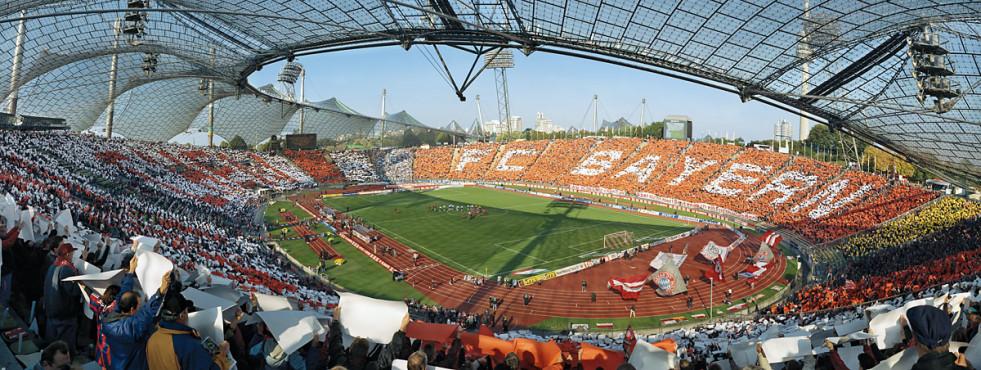 München Olympiastadion 11FREUNDE BILDERWELT