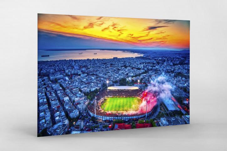 Stadion, Himmel und mehr in Thessaloniki