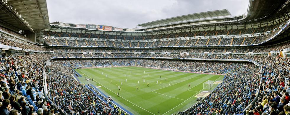 Real Madrid Bernabéu - 11FREUNDE BILDERWELT