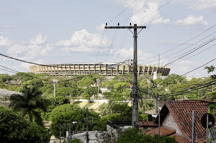 Estádio Mineirão (1) - 11FREUNDE BILDERWELT