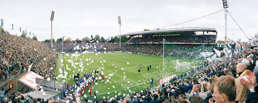 Mönchengladbach Bökelberg 2004 - 11FREUNDE BILDERWELT
