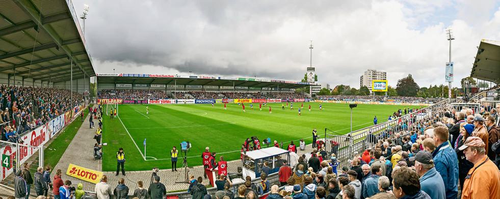 Holstein Kiel Holsten Stadion Stadionfoto Als Wandbild