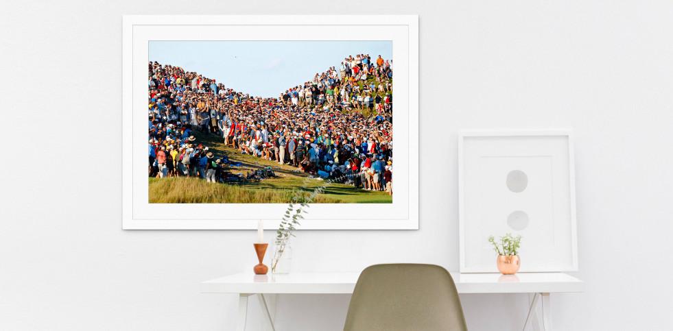 - Sport Fotografien als Wandbilder - Golf Foto - NoSports Magazin - 11FREUNDE SHOP