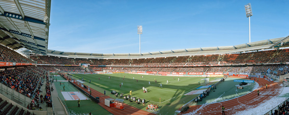1. FC Nürnberg Grundig-Stadion - 11FREUNDE SHOP